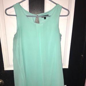 Teal super cute dress